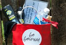 Golf Gifts / Gift ideas for people who play golf and love this sport