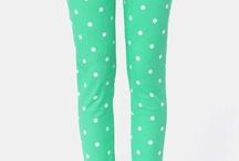 Leggings and Jeggings  / For legging and jeggings lovers <3