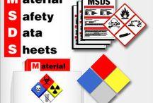 Pemahaman Material Safety Data Sheet (MSDS) dan Penerapannya / Banyak bahan kimia dan bahan lainnya yang digunakan di perusahaan tergolong Bahan Berbahaya dan Beracun (Bahan B3).