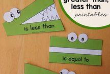kindergarten maths