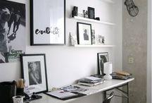 Home Office / by Veronique Leduc