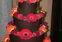Chocolate  tiered cakes / Www.sugarartcreations.com.au