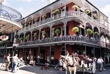 Laissez le bon temps rouler / New Orleans is where my soul resides.  / by Deanna Piercy