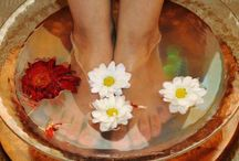 Pedicure Therapy / Pedicure makes the body healthier and gives you the best sence of energy!