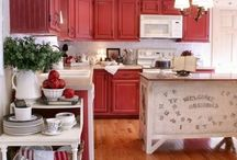 Kitchen / by Lindsay Mulcahy