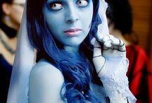 Halloween Make-up / Inspiration for Halloween!