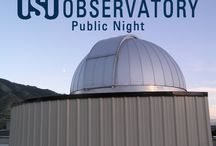 USU Observatory / The USU Observatory is located on the roof of the Science Engineering Research (SER) Building on Utah State University's Logan campus. Public nights are held several times during the year.