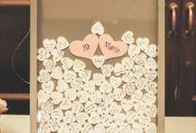 Shell and patty wedding ideas