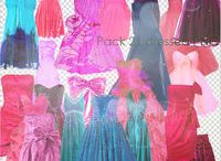 dress object