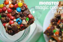 Munchies - Brownies & bars
