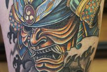 Samurai / Tattoo