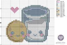 kawai cross stitch