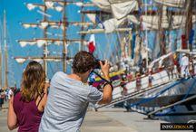 Wielkie żaglowce w Lizbonie - The Tall Ship Races 2016 / The Tall Ships Races 2016 w Lizbonie, czyli wielkie regaty żaglowców, to jedna z tych imprez, którymi żyje całe miasto i ciężko nie zauważyć jej zwiedzając lub przebywając na wakacjach w Lizbonie.   http://infolizbona.pl/the-tall-ships-races-2016-lizbona-regaty/  #Lisbon #thetallshipraces2016 #ttsr2016