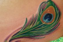 feather colour