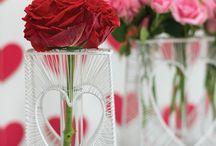 VALENTINE'S DAY FLORAL / Inspiring floral design for Valentine's Day