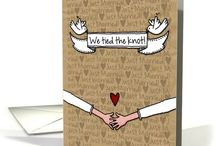 Gay/Lesbian Wedding Cards / Engagement announcements, wedding invitations, wedding announcements, and congratulations cards for gay and lesbian couples tying the knot.
