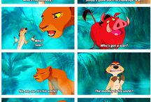 Disney / All of my favorite disney character and quotes