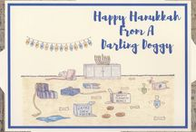 Funny Hanukkah Cards / Fresh and memorable holiday humor!