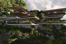 Vision Of A Dream Home Ideas : Xalima Island House By Martin Ferrero Architecture