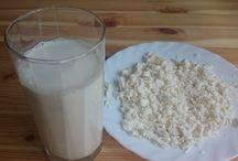 Mandli/ kookospiima valmistamine