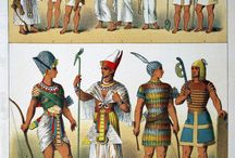Egypt, history, fashion
