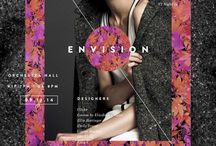 #EnvisionMPLS / Visual inspiration for the 2014 fall fashion show in Minneapolis, Minnesota / by Public Functionary