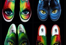 vans airbrushed