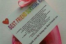 best friend presents