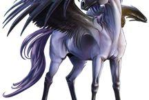 Lovan/Pegasusok/Unikornisok