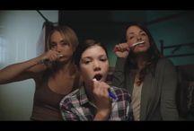 {Amy&Georgie&Lou} / Alisha Newton + Amber Marshall + Michelle Morgan