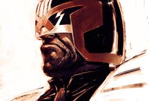 Comic Heroes - Dredd