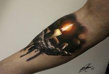 Návrh na tetovanie