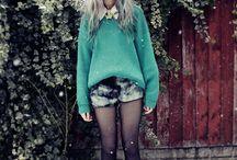 Teenage alternative fashion