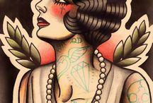 Tattoo / Ideer til fremtidige tatooveringer