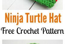 Crochet beanies/hats