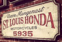 Motorcycle and Automotive Memorabilia / Our museum has a wonderful collection of retro and vintage advertisements, clothing, signage, collectibles, and other memorabilia celebrating the best classic motorcycles and automobiles. Come see more at the Mungenast Classic Automotive & Motorcycles Museum Tuesday, Thursday, and Saturday.