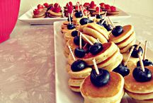 Why have a dinner party when you can have a brunch party....