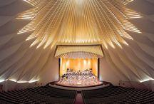 auditorium - théâtre