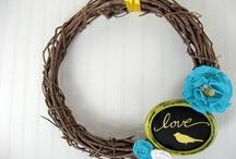"""Being Marthaish. / """"Martha Stewart"""" type creativity.  Love homemade & clever DIY ideas! / by Laura Schreiber"""