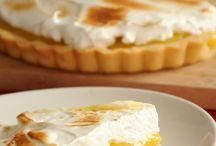Torta francesa de limao