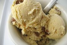 Ice cream...
