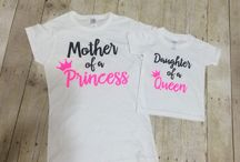 Mommy doughter outfit