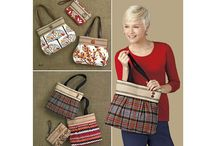 Bags, Purses, Totes Sewing Patterns