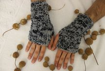 ALL HANDMADE PRODUCTS / ALL HANDMADE PRODUCTS : SHAWL AND GLOVES..