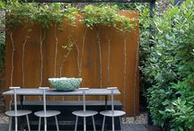 landscaping / Small back yards can still be useable & livable with good design. Here's proof!