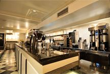Fine Dining at Lombardy Hotel / Photos of Ninth Street Espresso and Harlow. / by Lombardy Hotel