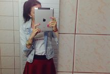 Fashion / O mojich outfitoch.