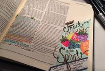 Bible journaling / by Jackie May