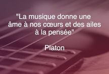 Musique, la vie