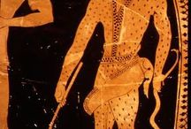 Scythians, Amazon and other barbarians in hellenic art